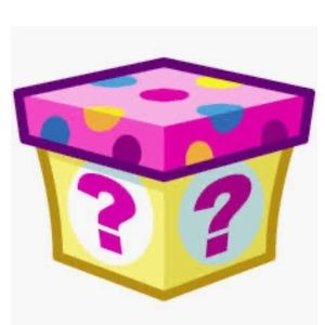 Woman's mystery box